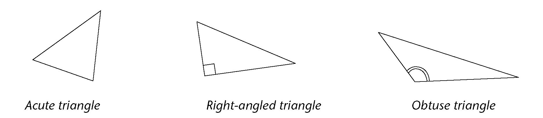 Gr8 mathematics are all the angles of a triangle always equal ccuart Gallery