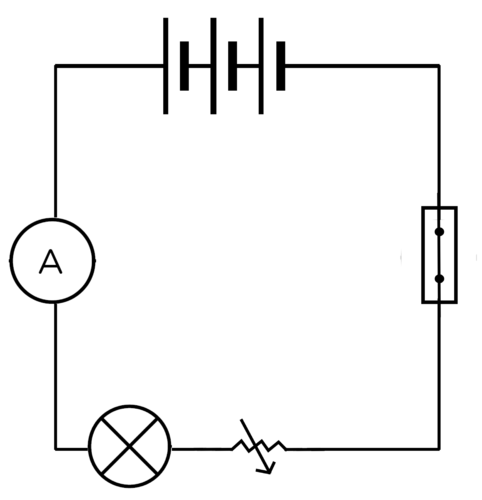How To Draw A Fuse In A Circuit Diagram | Natural Sciences Grade 8