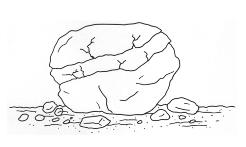 coloring pages rocks soil water | Natural Sciences Grade 9