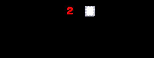 how to write in symbol form atom protona
