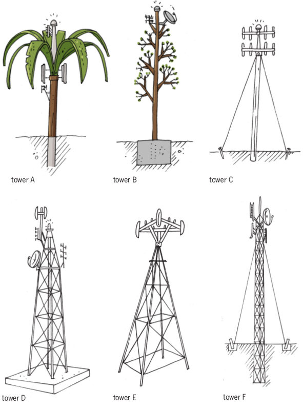 Diagram Of A Cell Phone Tower on cell phone schematic diagram